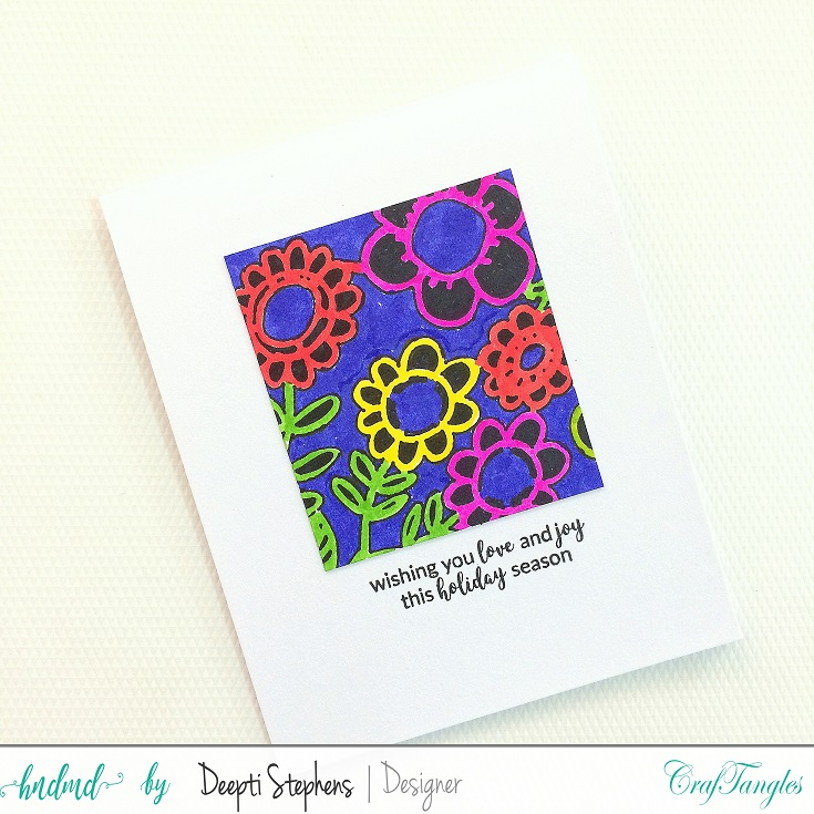 JANUARY CHALLENGE | ANYTHING GOES | TRIO OF NEW YEAR CARDS 60
