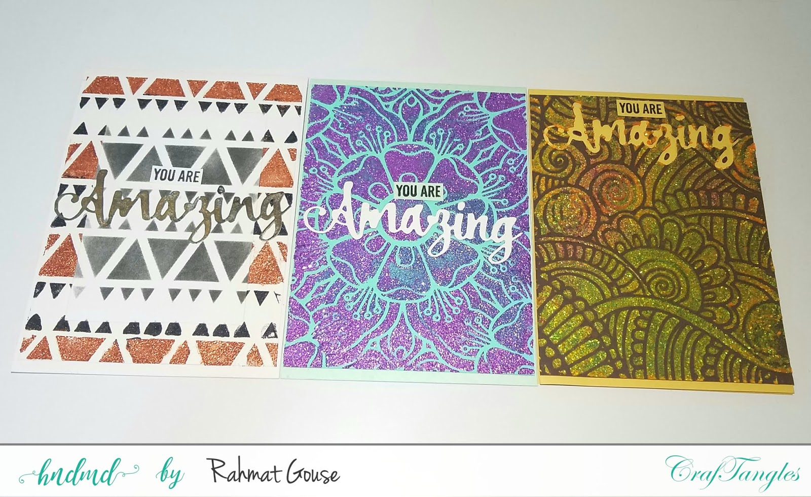 CrafTangles Challenge for the month - January 2019 4