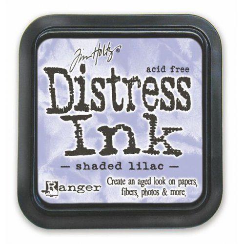 Tim Holtz Distress Inks -  Shaded Lilac