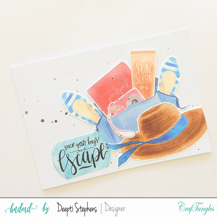 FLORAL AND TRAVEL CARDS 8