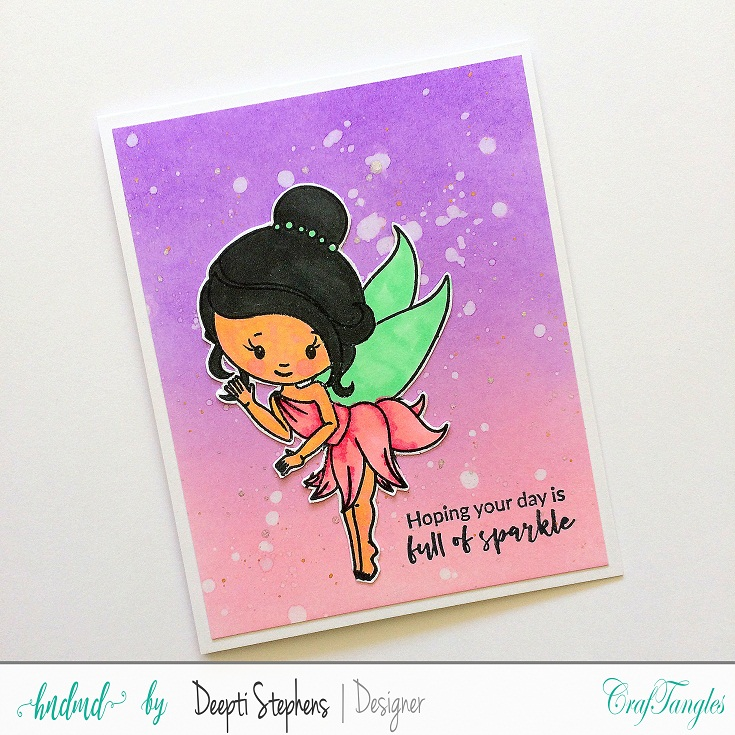 BACK TO BASICS - MAKING CUTE CARDS 8