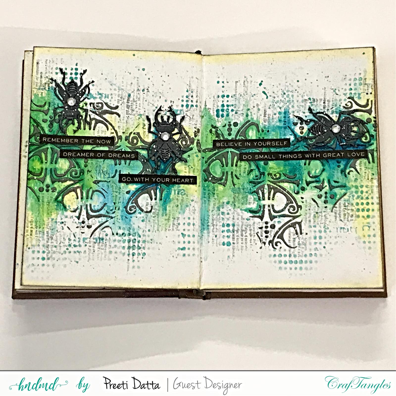 Art Journalling by Preeti Datta 2