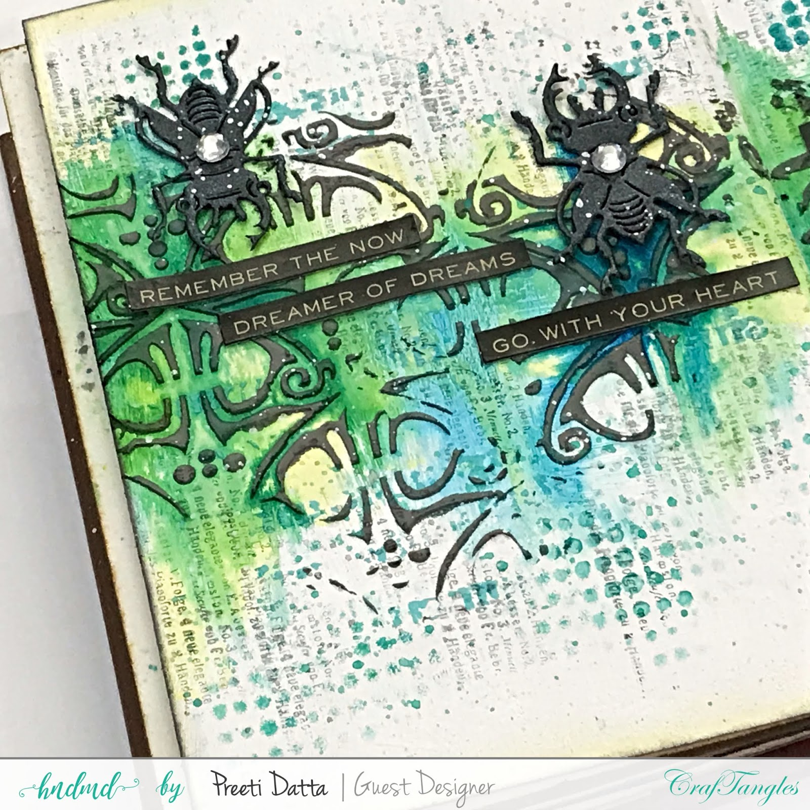 Art Journalling by Preeti Datta 4