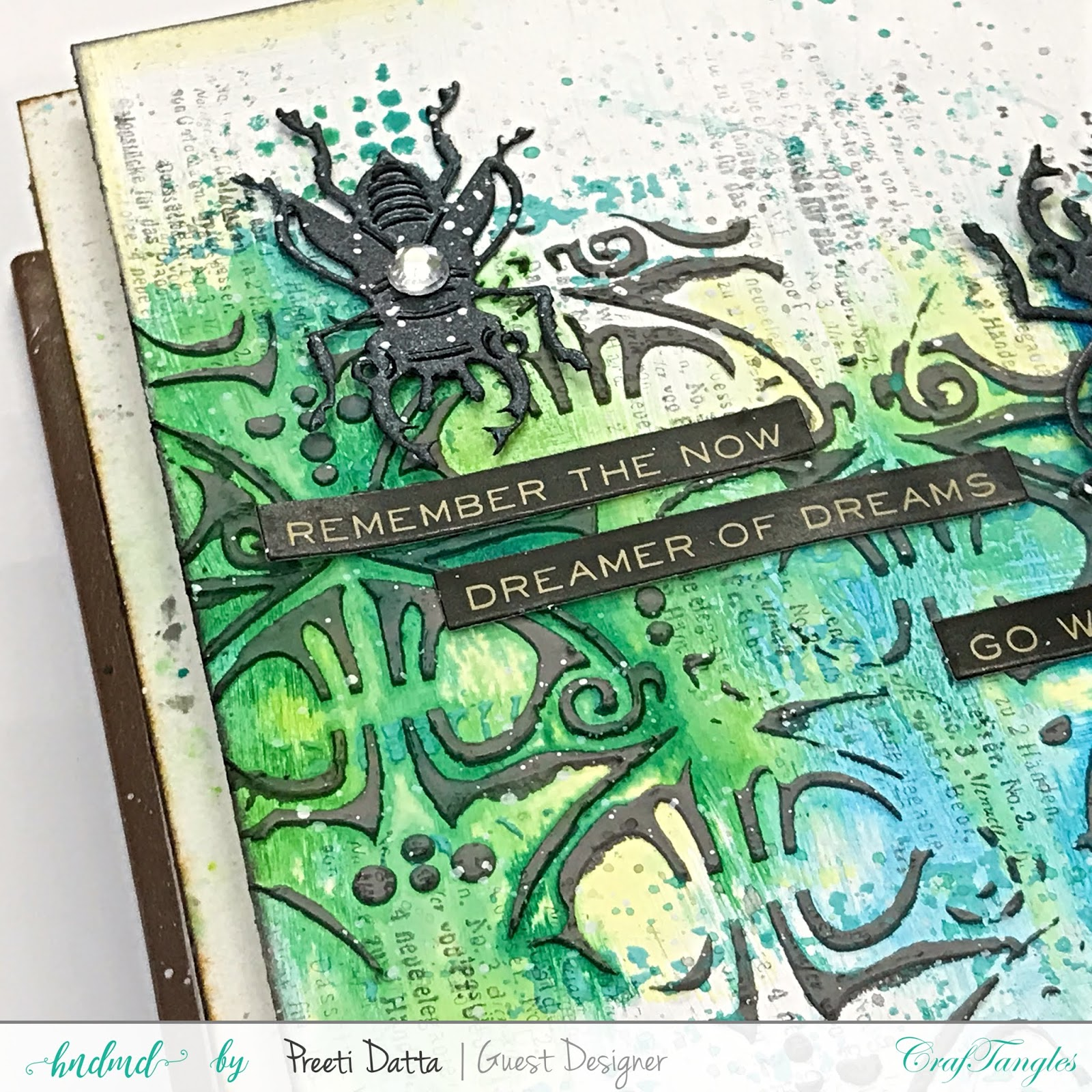 Art Journalling by Preeti Datta 6