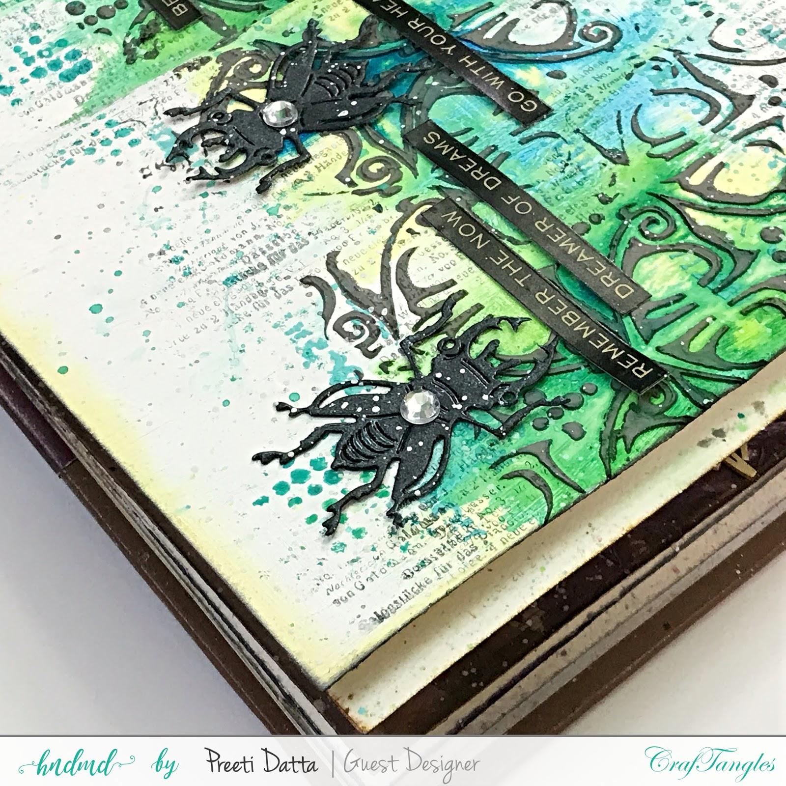 Art Journalling by Preeti Datta 7