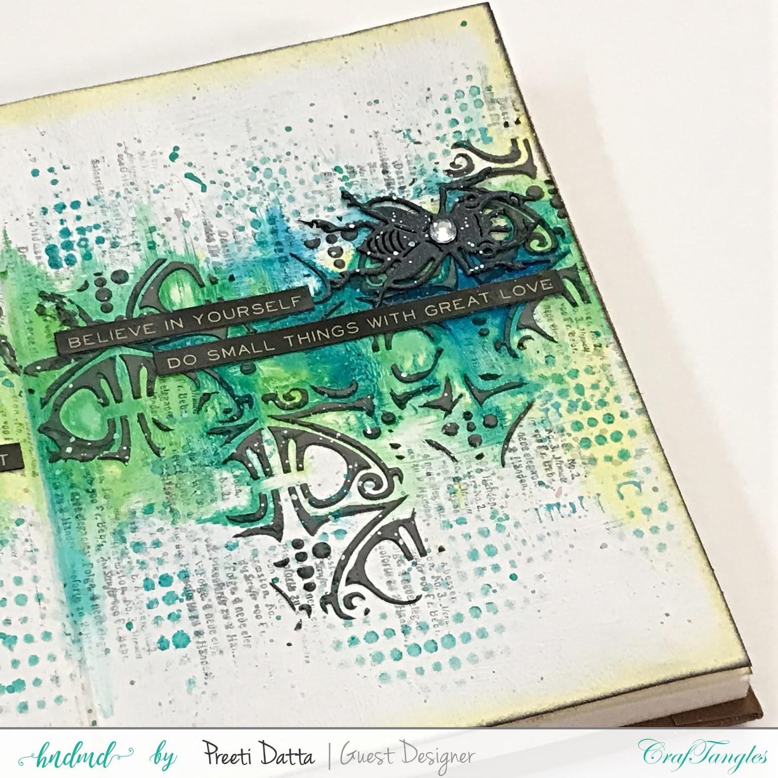 Art Journalling by Preeti Datta 1