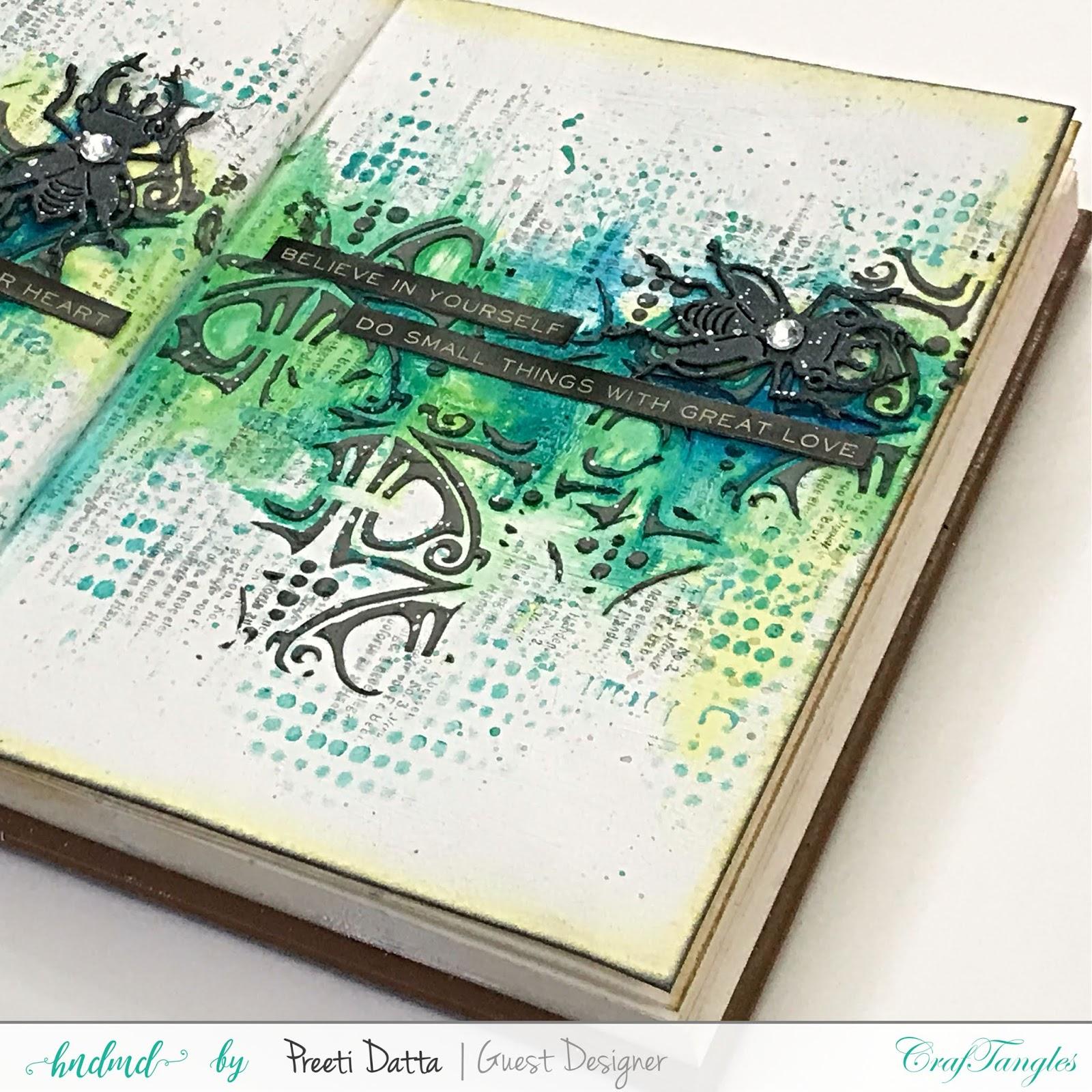 Art Journalling by Preeti Datta 13