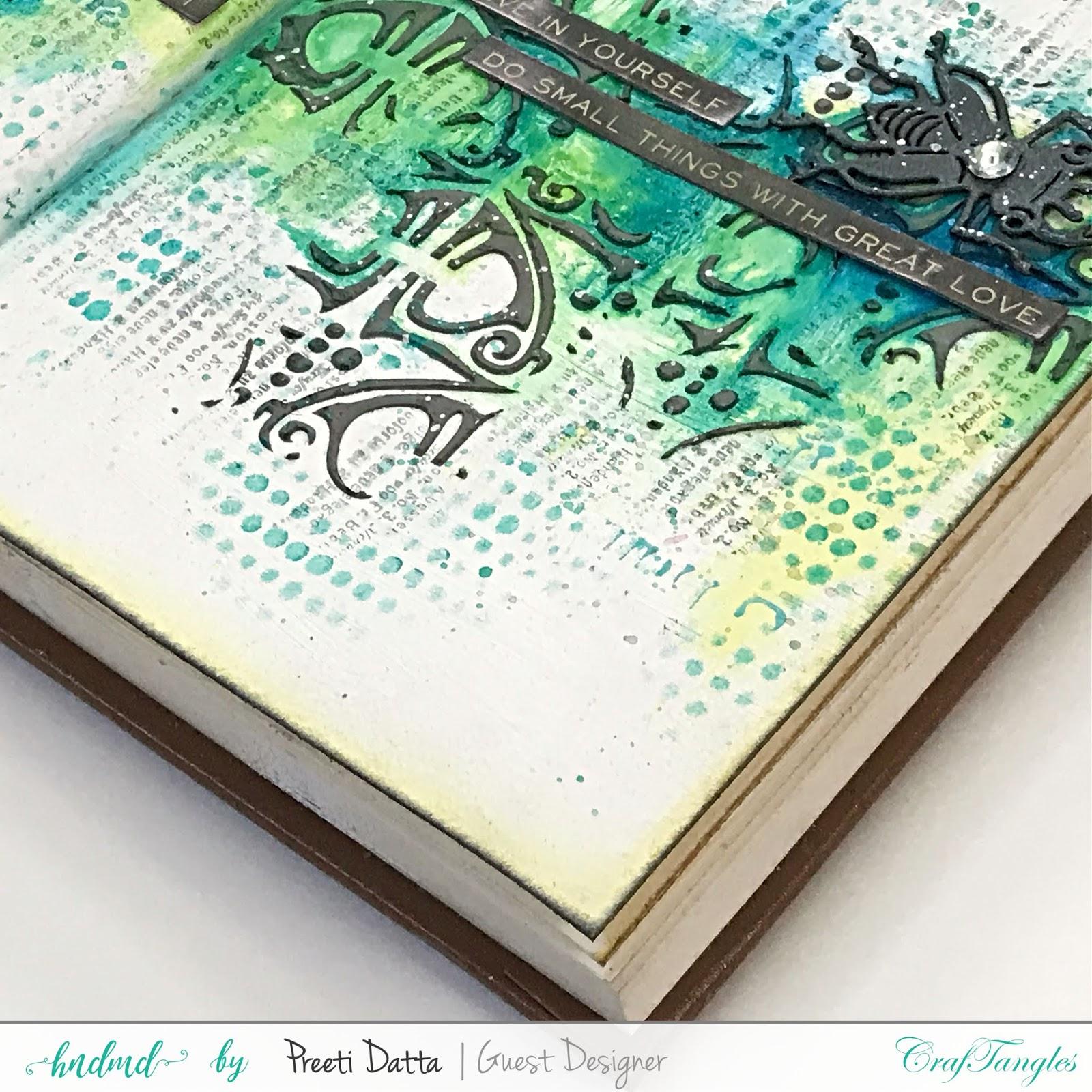 Art Journalling by Preeti Datta 8