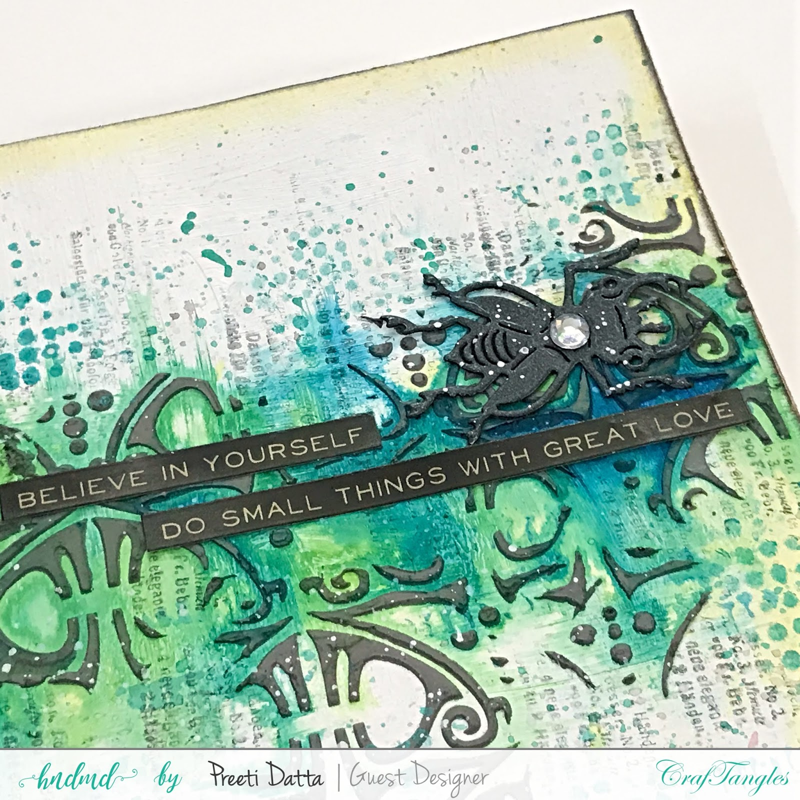 Art Journalling by Preeti Datta 9