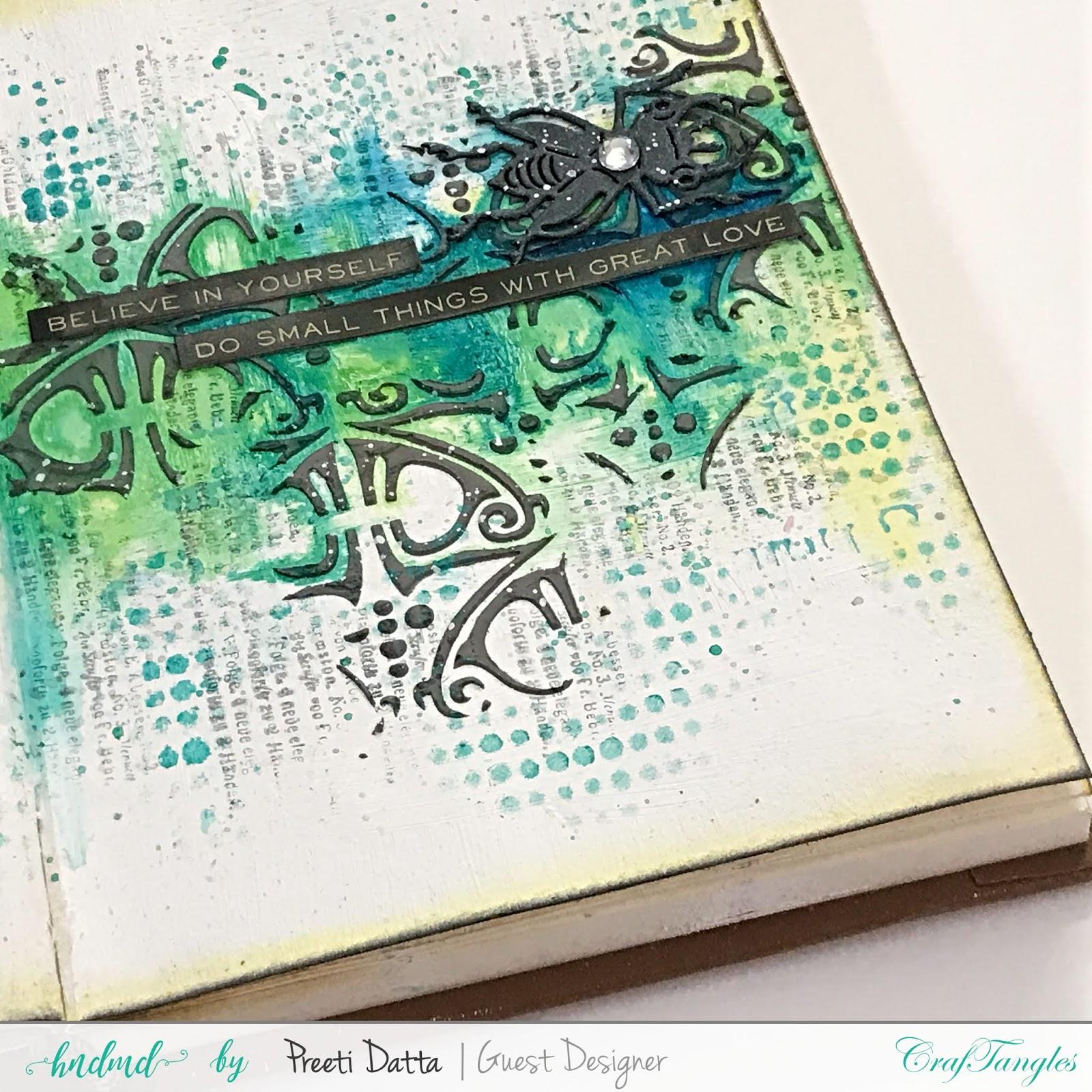 Art Journalling by Preeti Datta 10