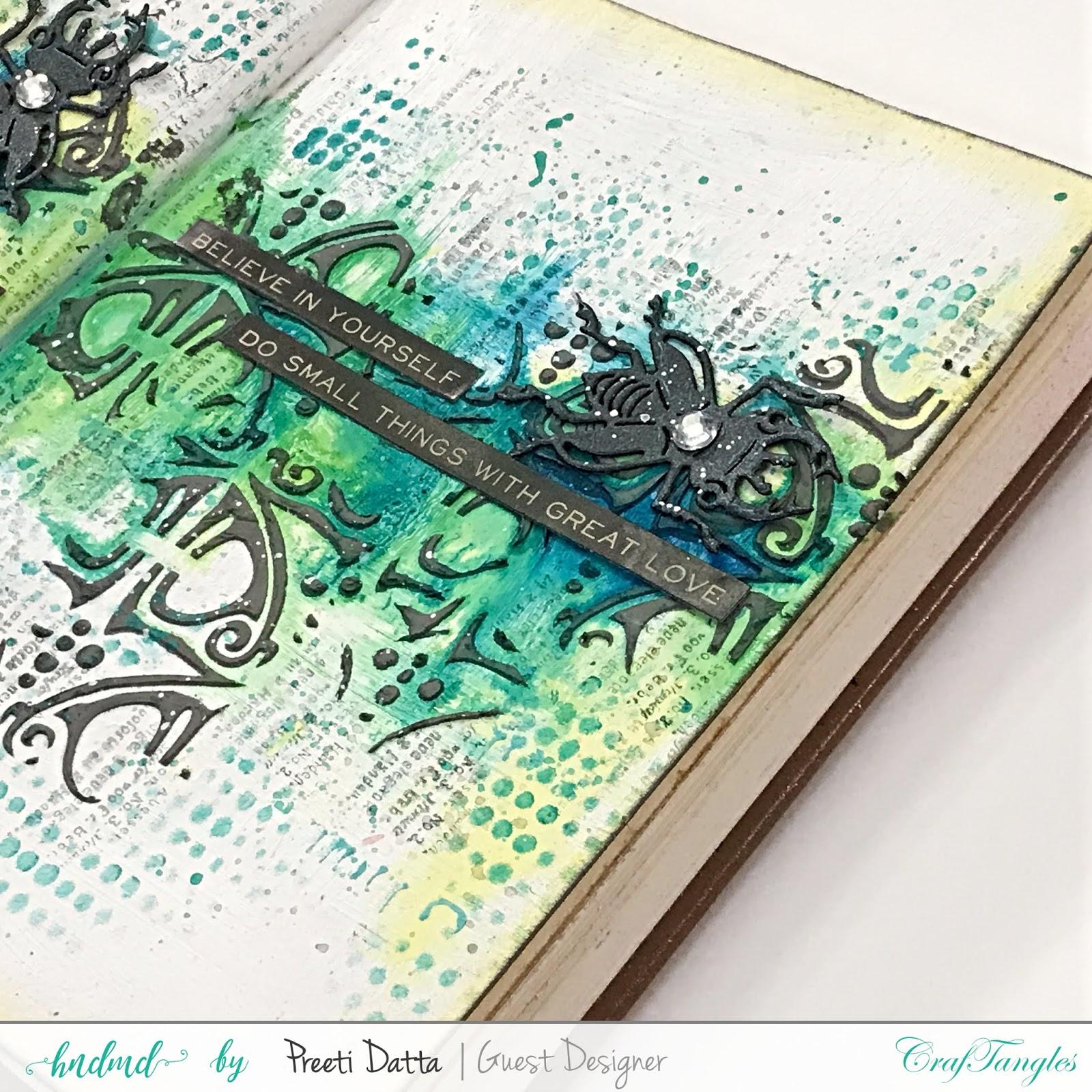 Art Journalling by Preeti Datta 11
