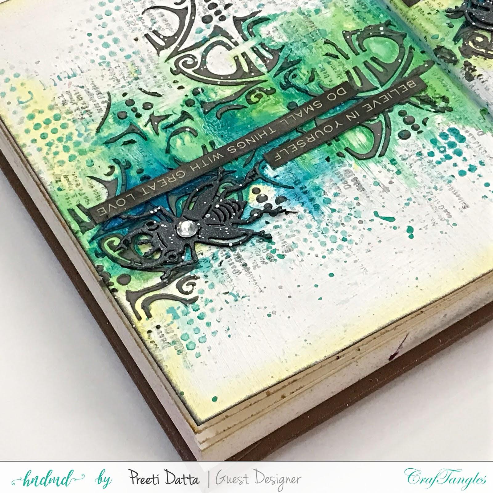 Art Journalling by Preeti Datta 12
