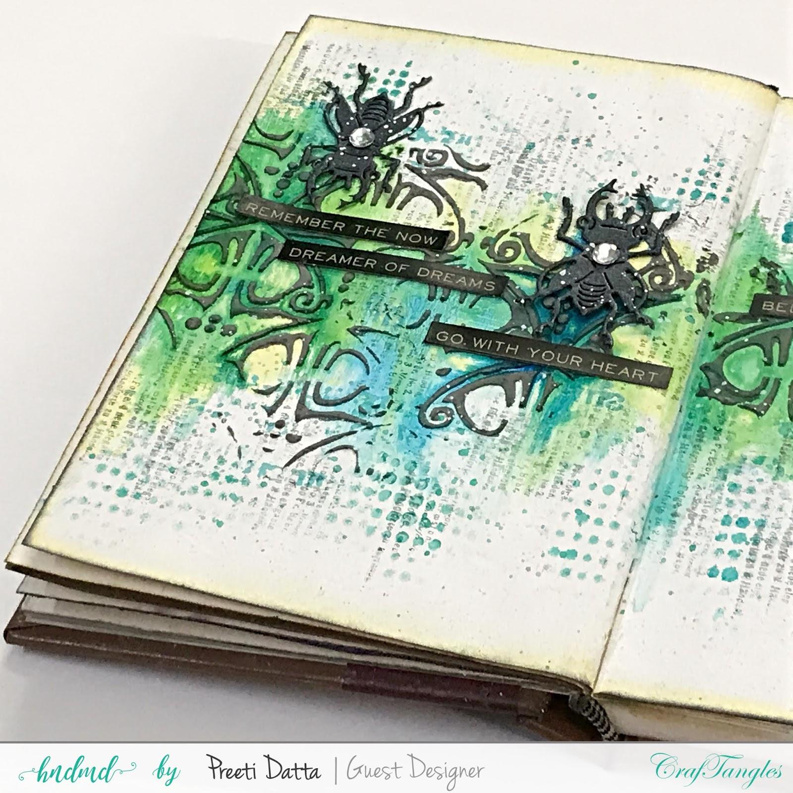 Art Journalling by Preeti Datta 3