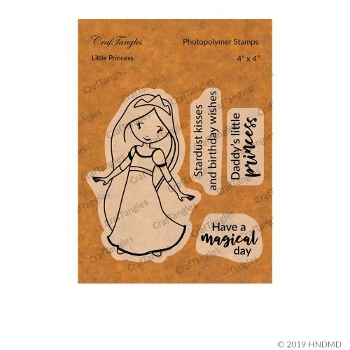 Little Princess and the Prince - cards 1
