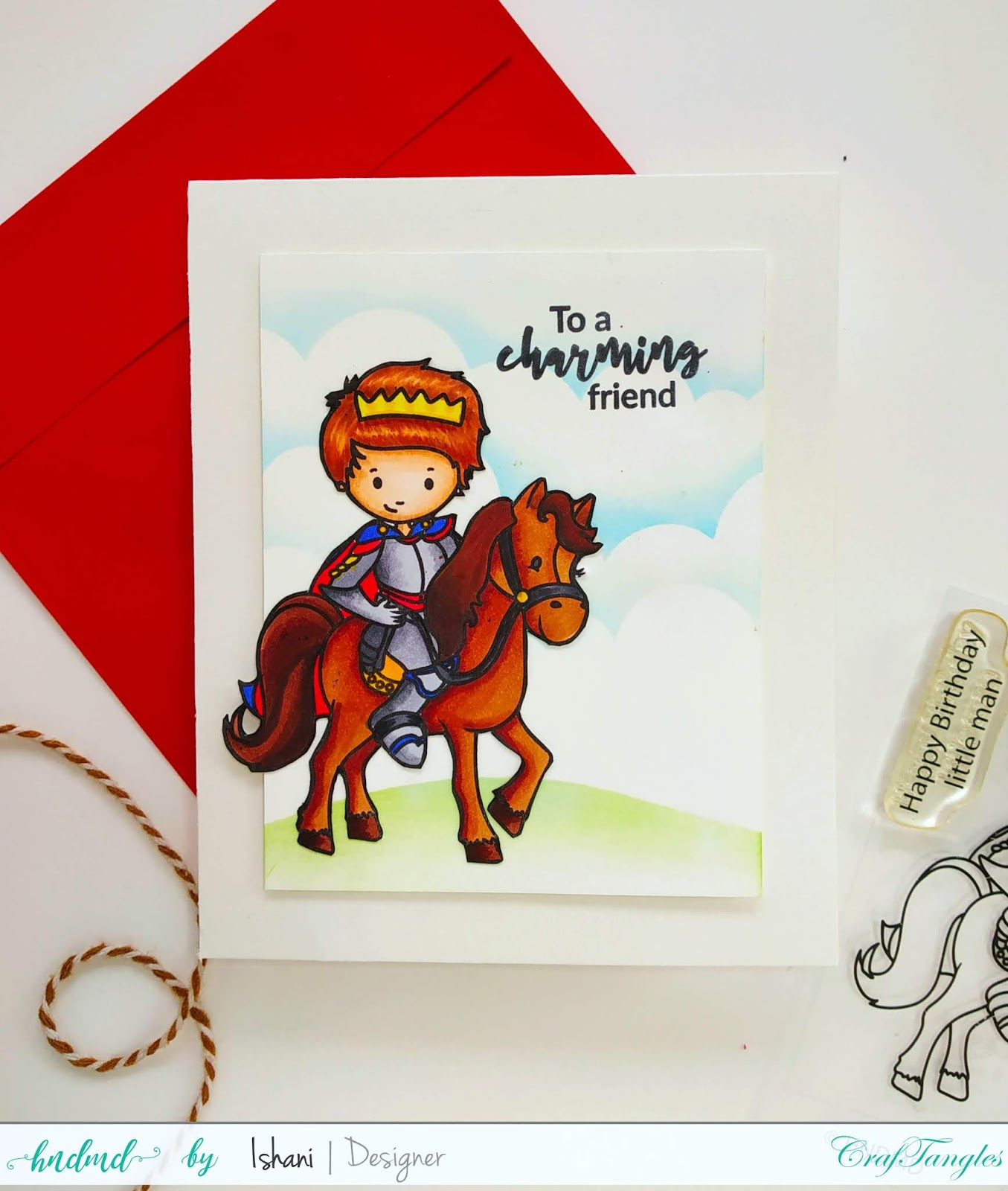 Little Princess and the Prince - cards 6