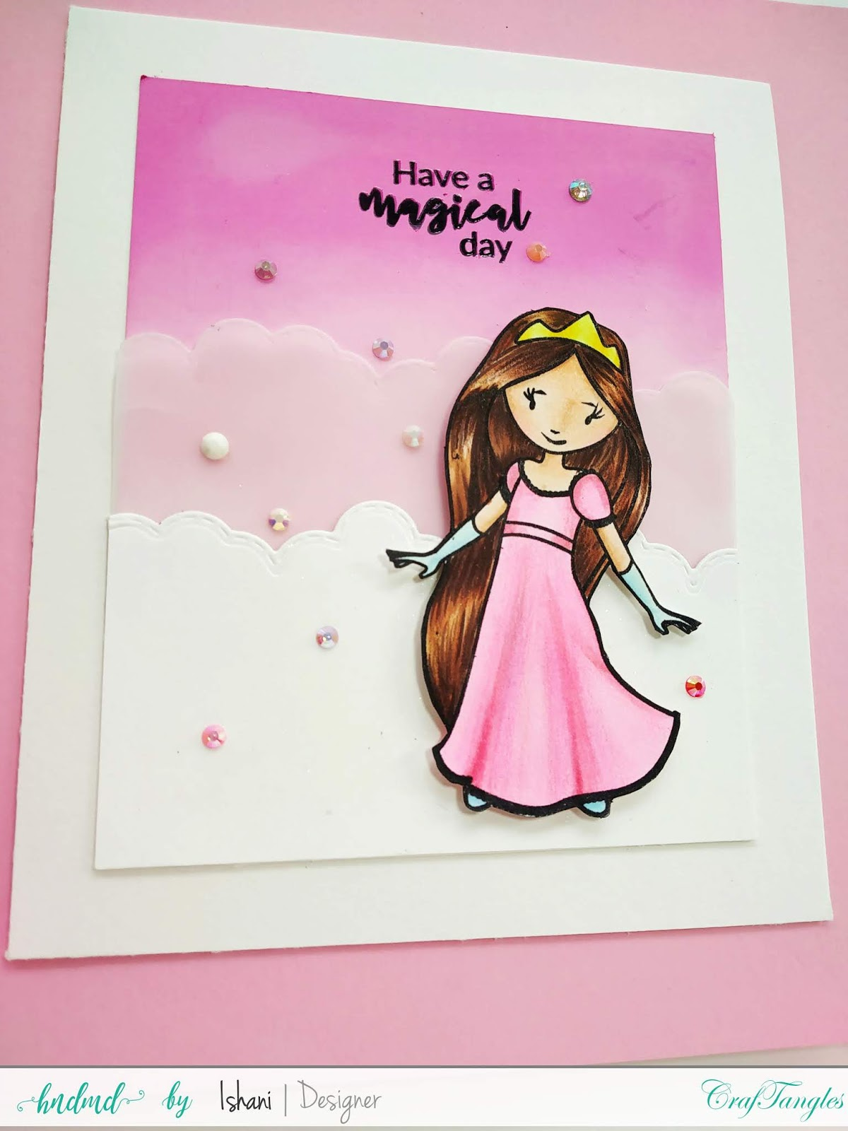 Little Princess and the Prince - cards 3
