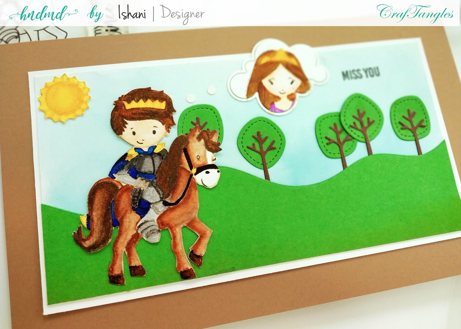 Little Princess and the Prince - cards 7