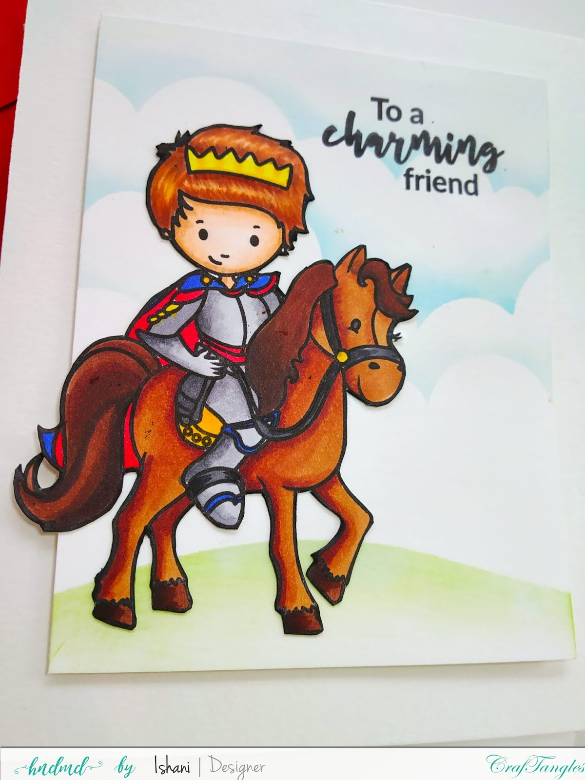 Little Princess and the Prince - cards 5