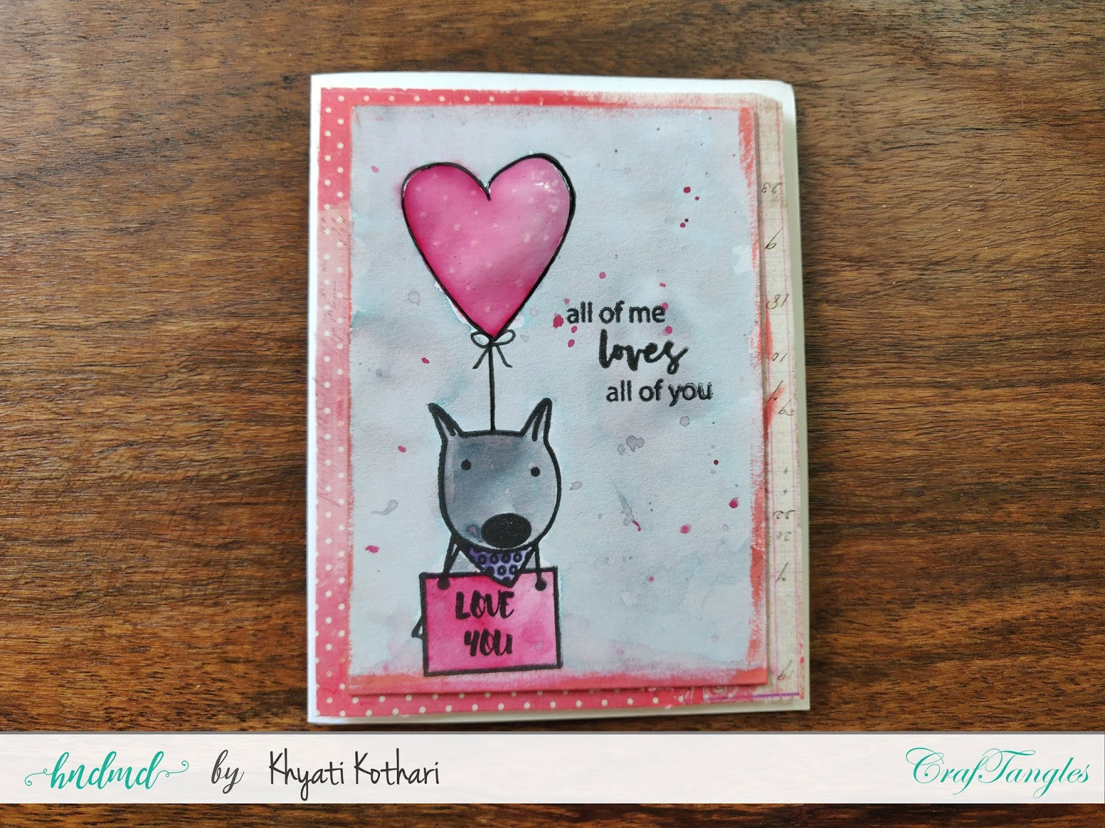 How to Stretch your stamps - Cardmaking video tutorial 18