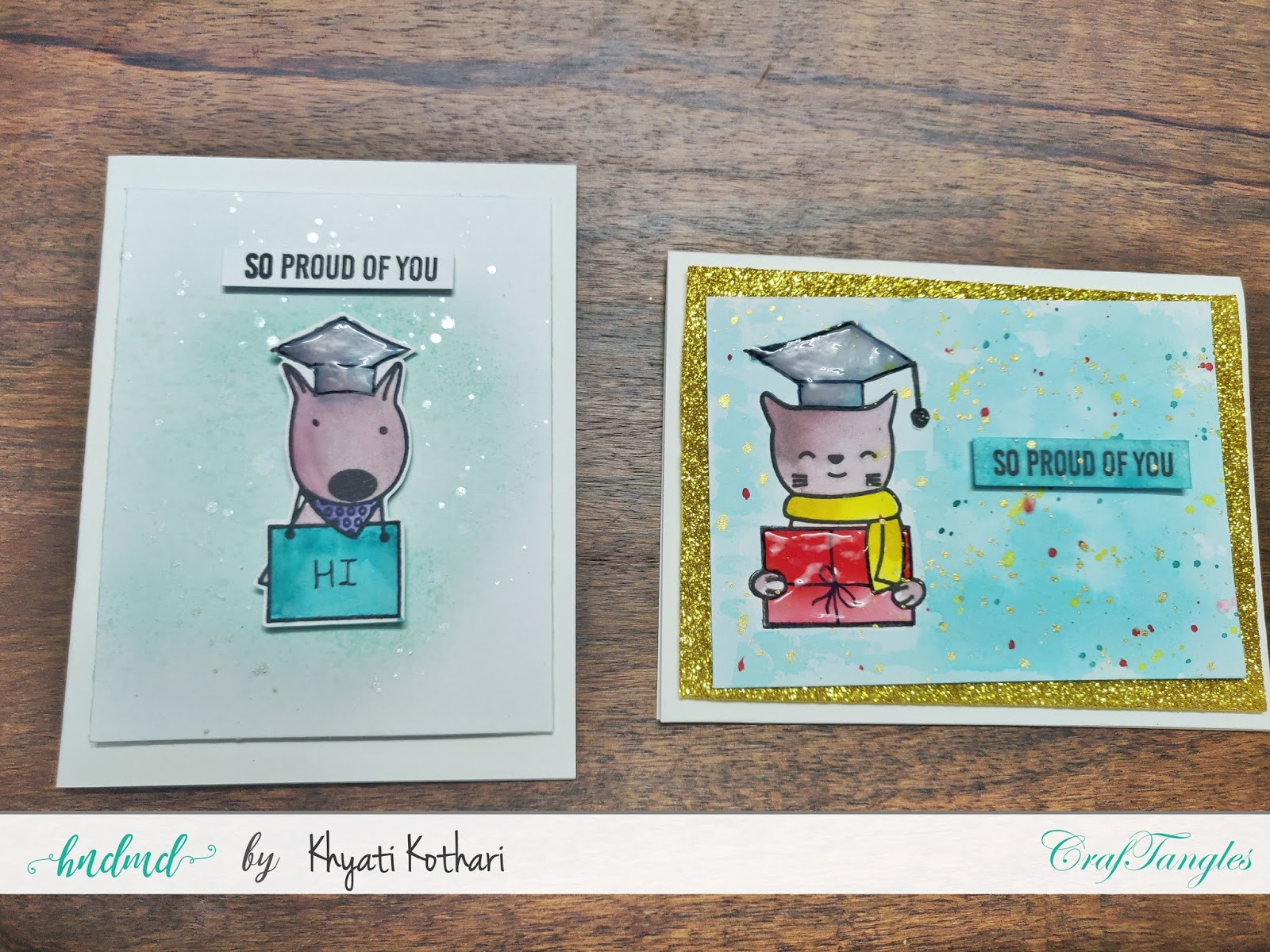 How to Stretch your stamps - Cardmaking video tutorial 10