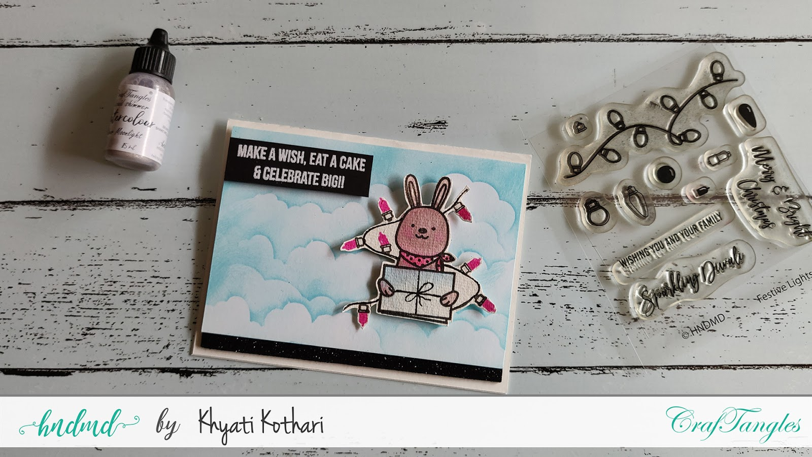 Combine stamps to create new cards - Stretch you stamps with Video tutorial 1