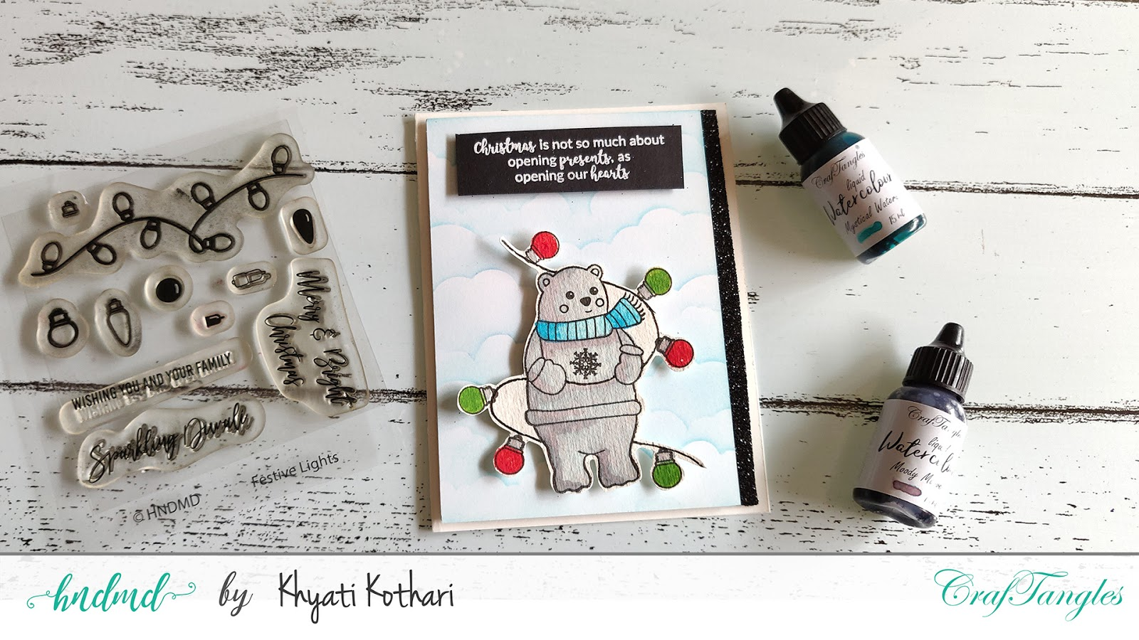 Combine stamps to create new cards - Stretch you stamps with Video tutorial 2