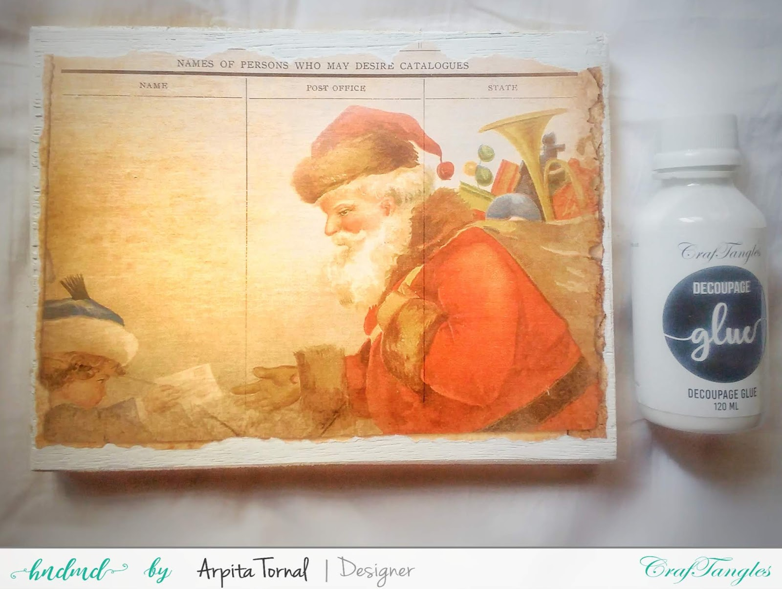 Its Christmas(Photo Frame)Monthly Challenge Inspiration Post 4