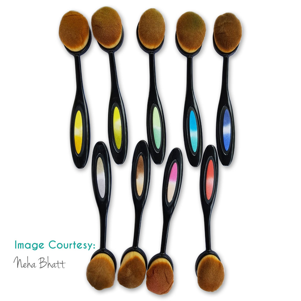 Introducing CrafTangles Ink blending brushes 3
