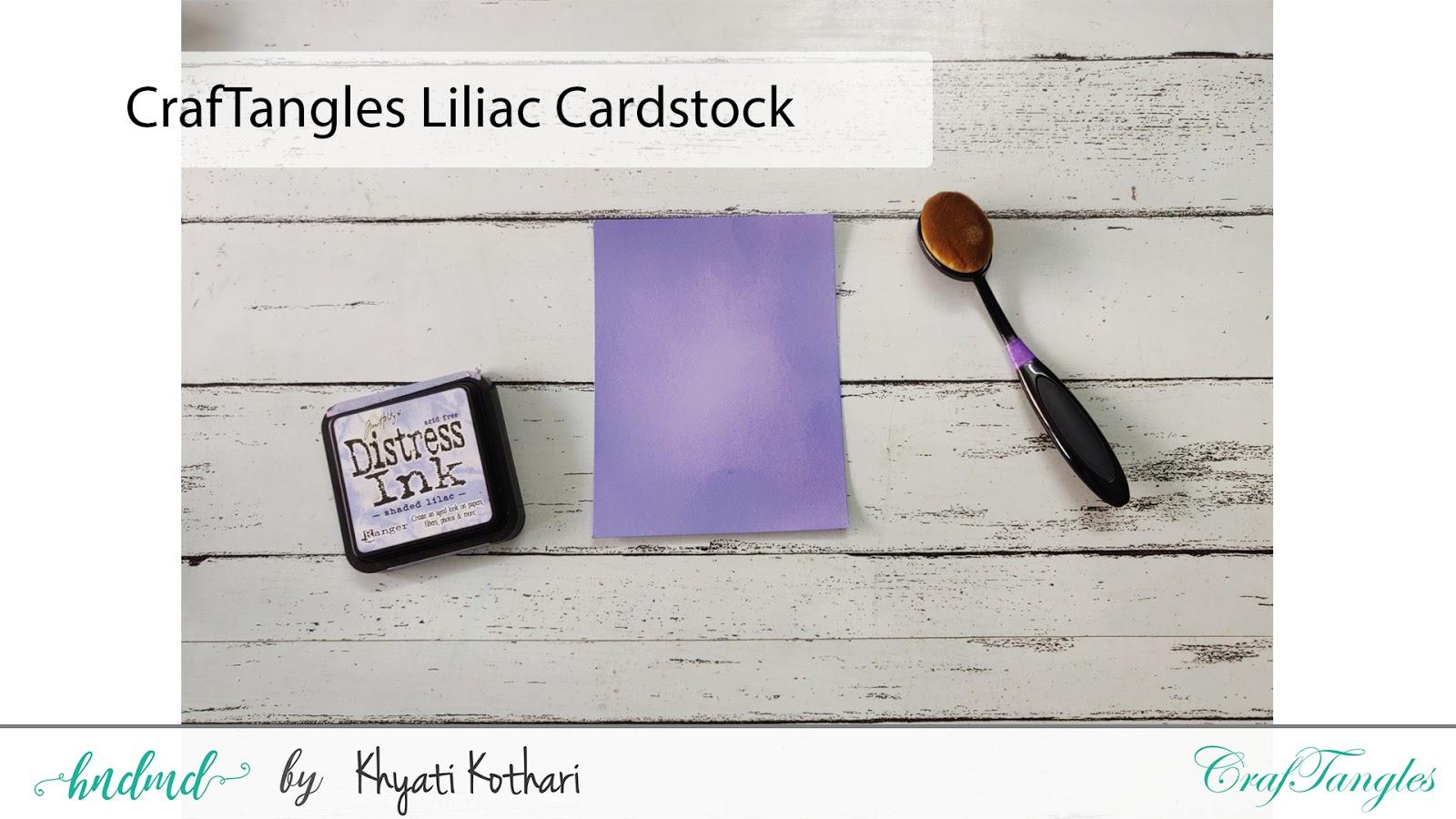 Introducing CrafTangles Ink blending brushes 13