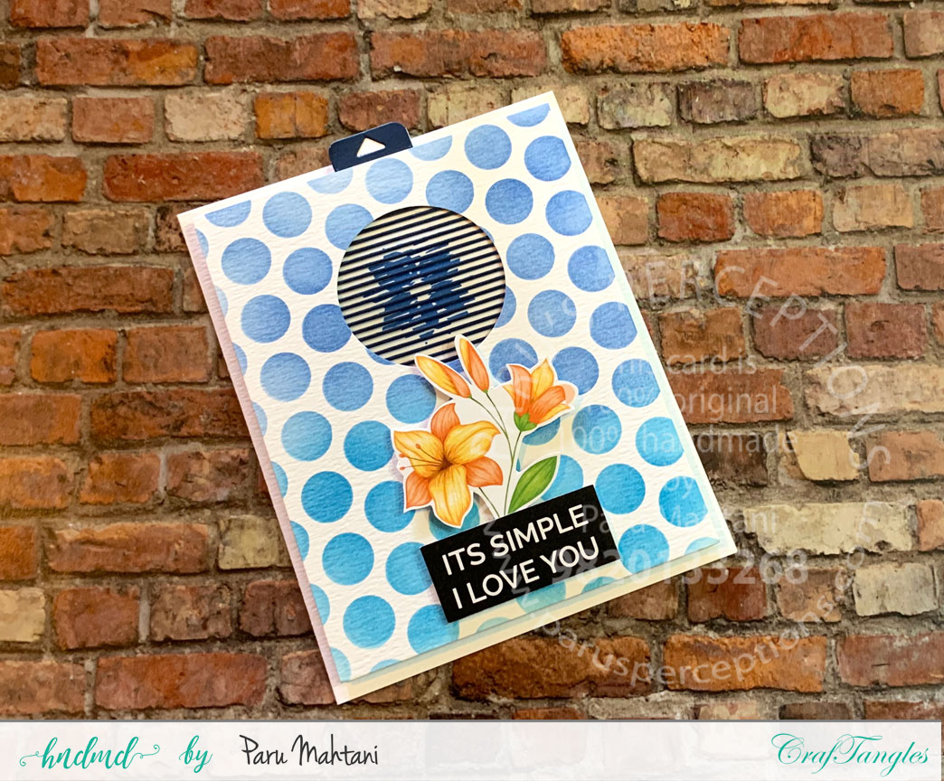 3 easy to make animated spring flower cards 5