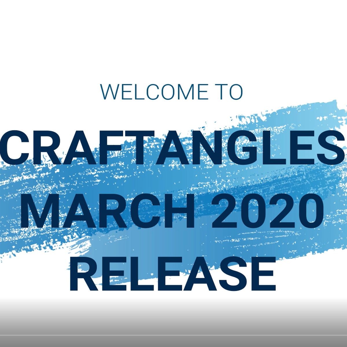 CrafTangles Release - March 2020 2