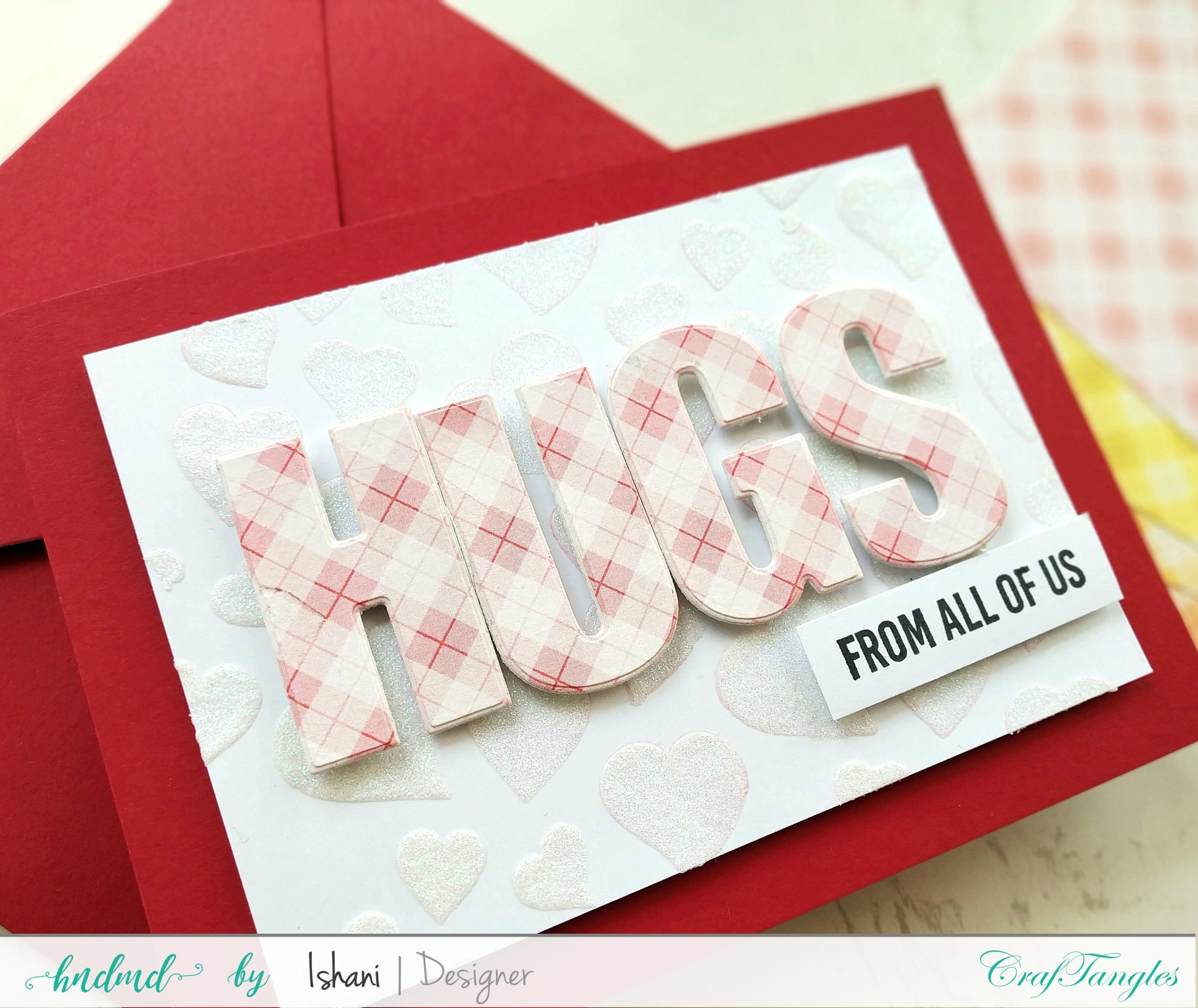 3 Easy Cards with Plaid Pattern paper 3