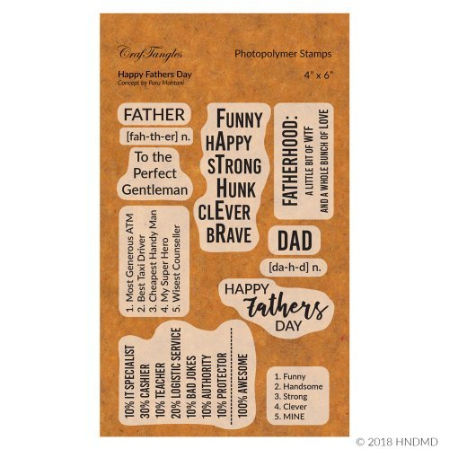 3 Quick and Easy Father's Day cards 3