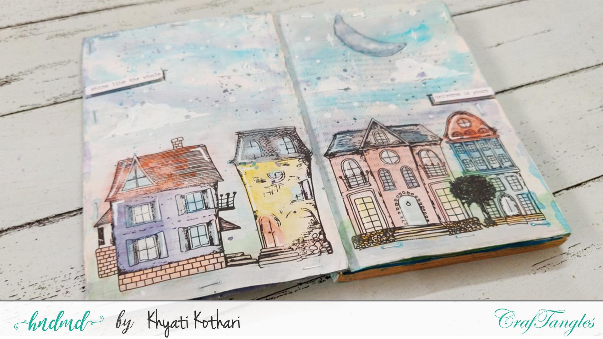 Let's talk Art Journal Ideas 8