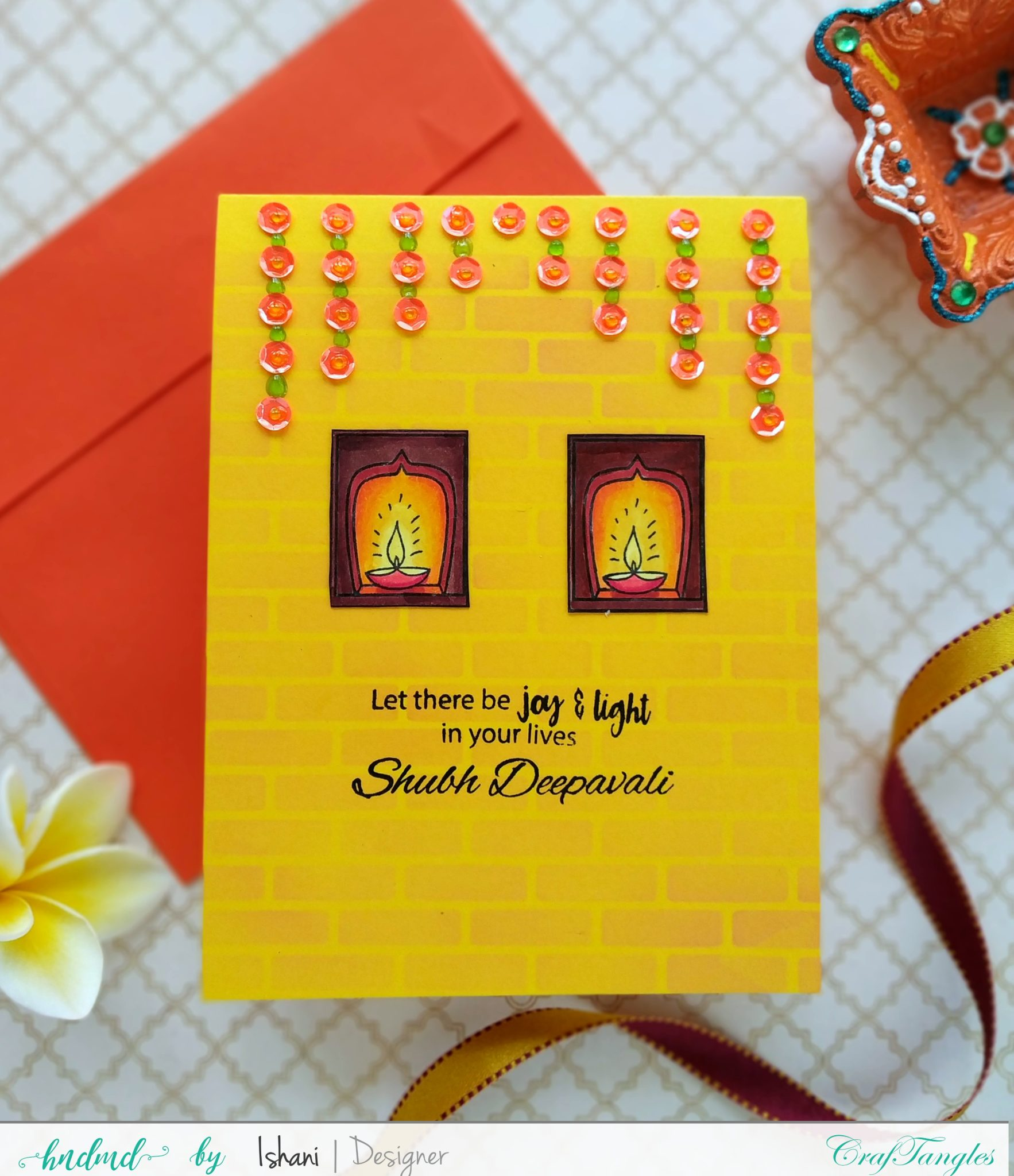 3 Bright and Happy Diwali Cards 29