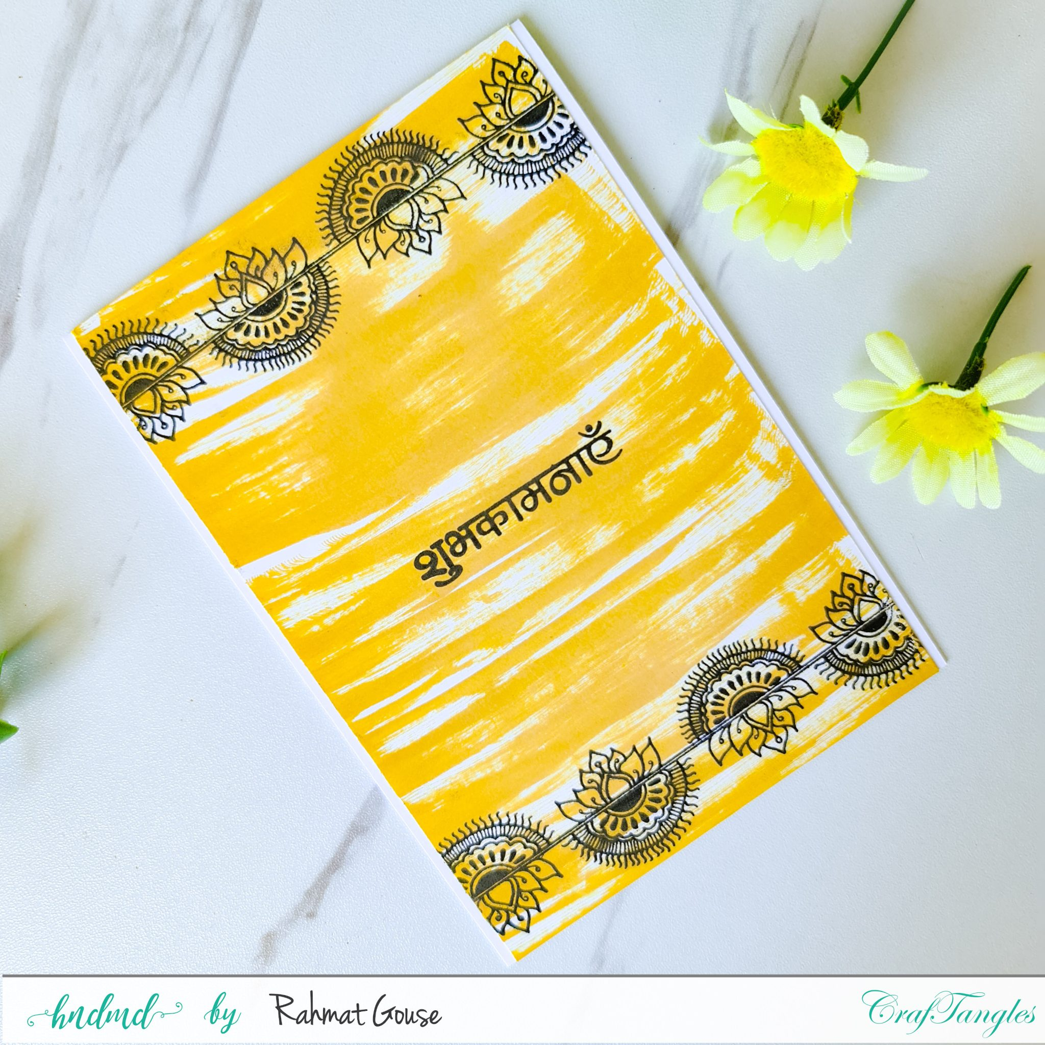 3 fun ways to create ink smooshed projects 2
