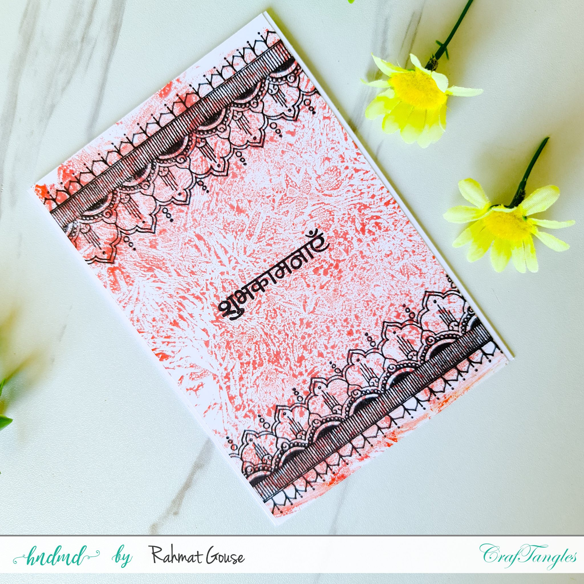 3 fun ways to create ink smooshed projects 4
