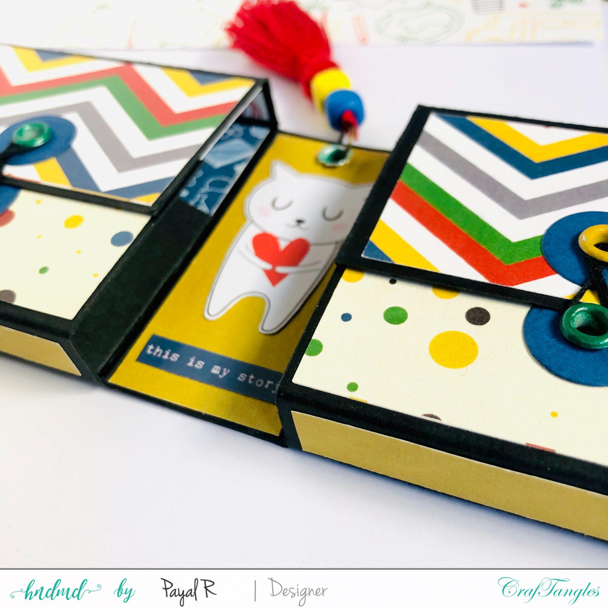 Cute Mini Box Album - Simplified 2