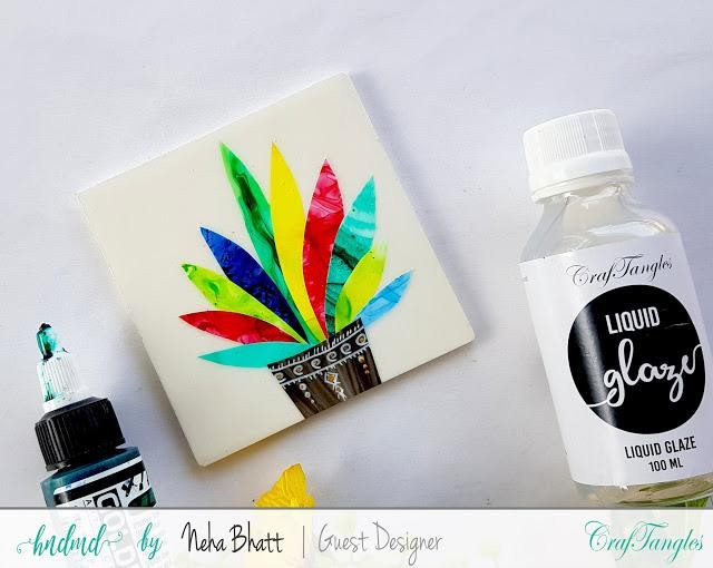 Amazing Review on Liquid Glaze by Neha Bhatt 1