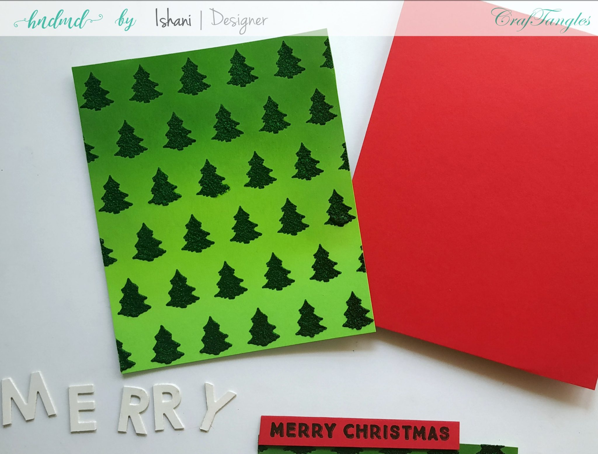3 Bright and Cheerful Christmas cards 5