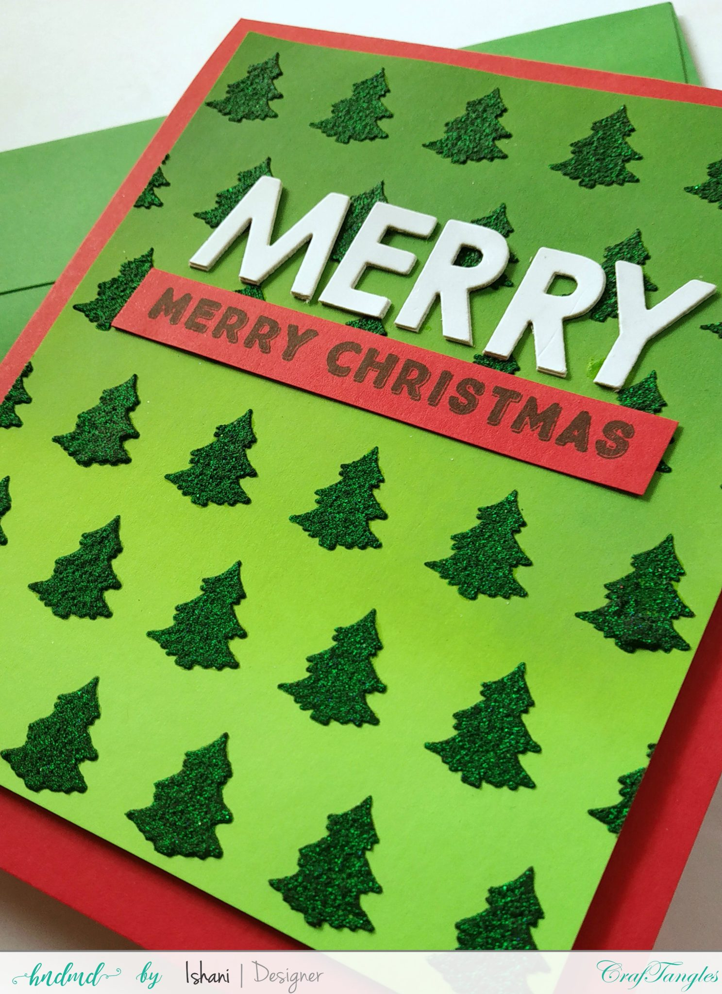 3 Bright and Cheerful Christmas cards 2