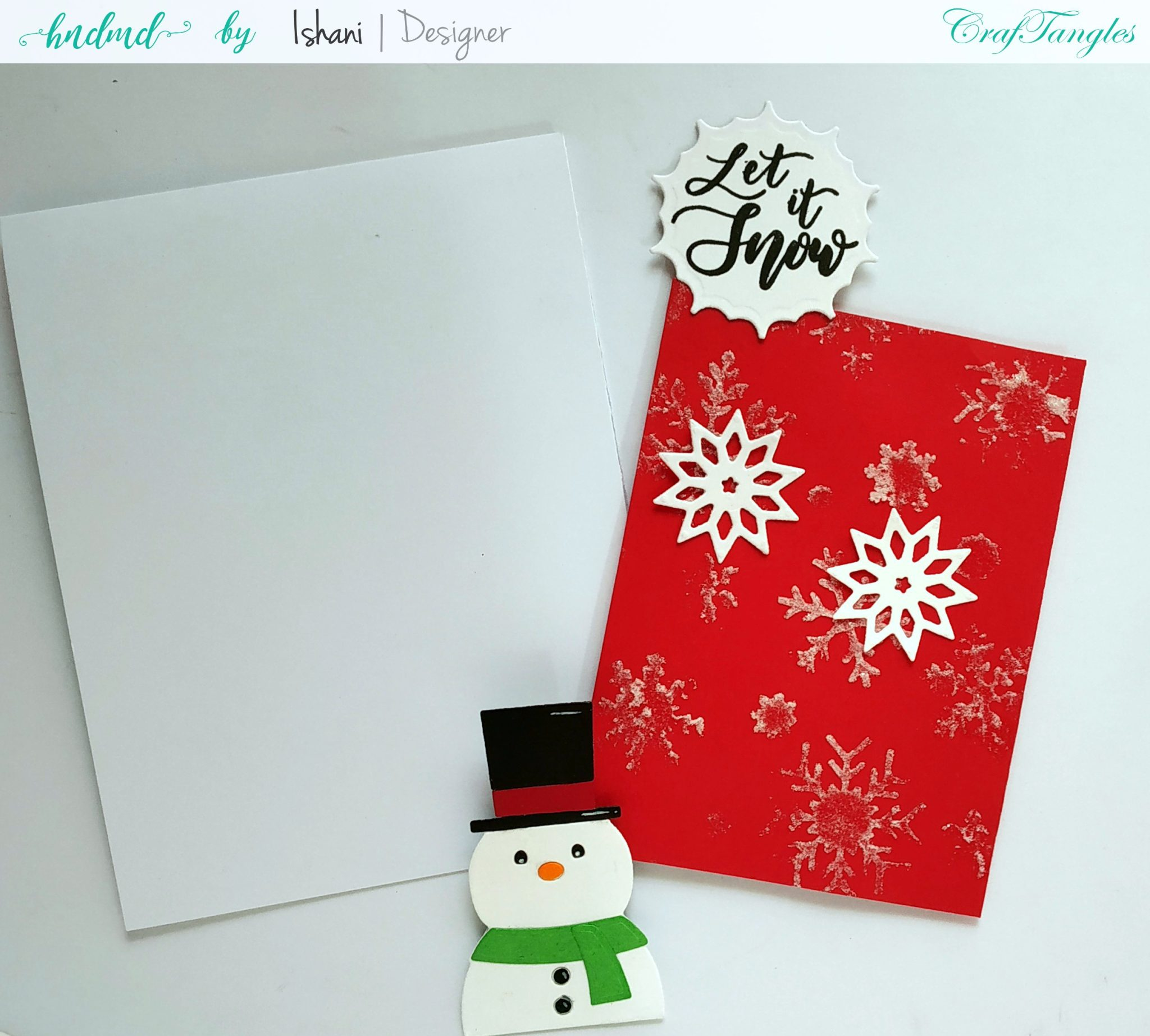 3 Bright and Cheerful Christmas cards 15