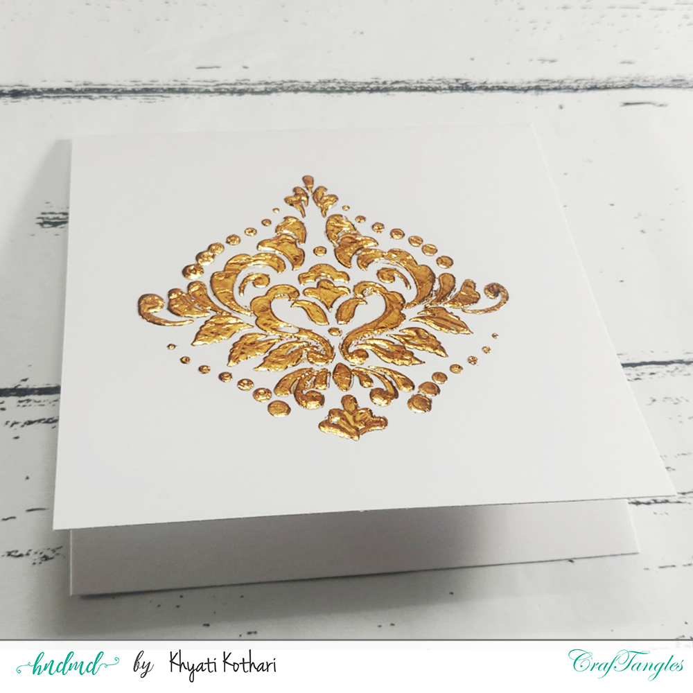 2 ways to foil with stencils 5