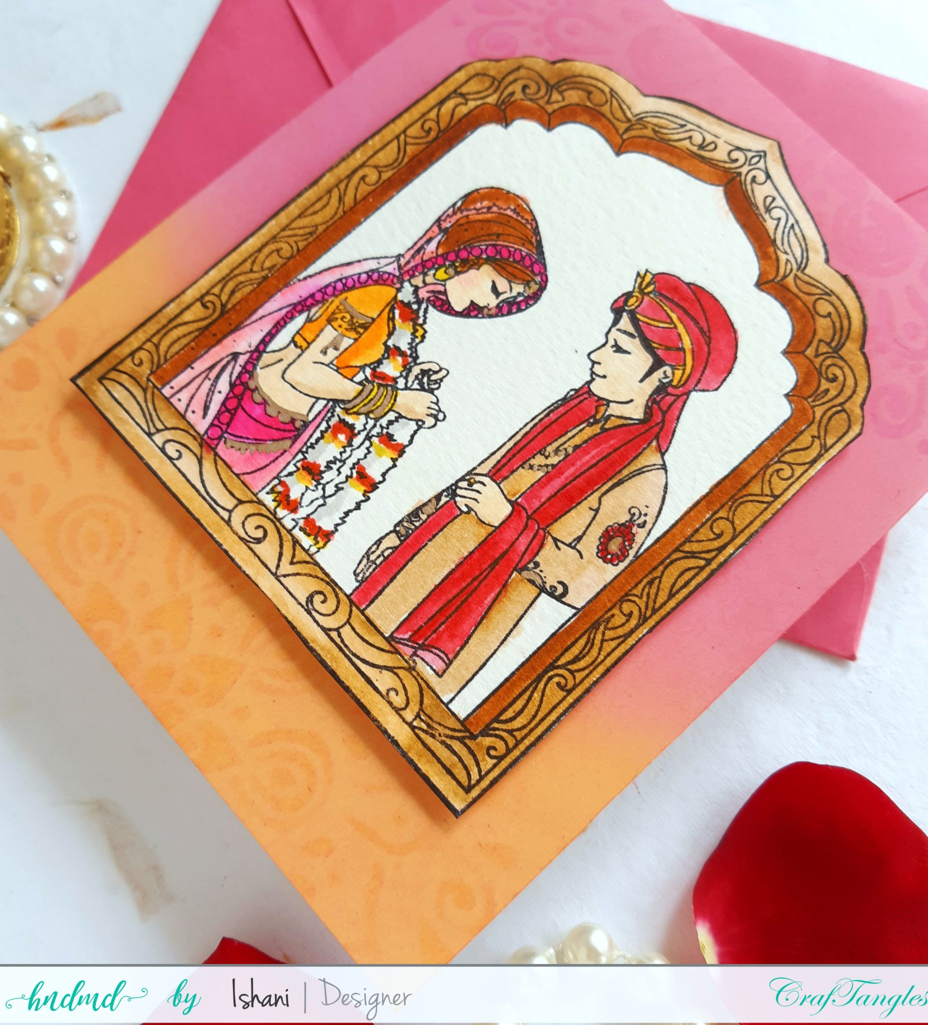 3 Beautiful Anniversary and Wedding cards 3