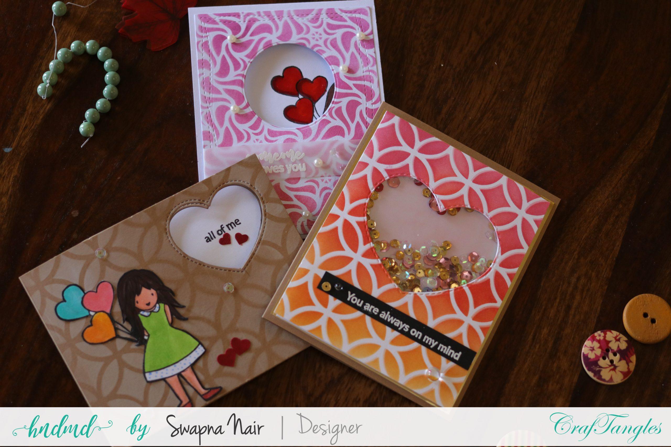Interactive Cards – Celebrating love 3