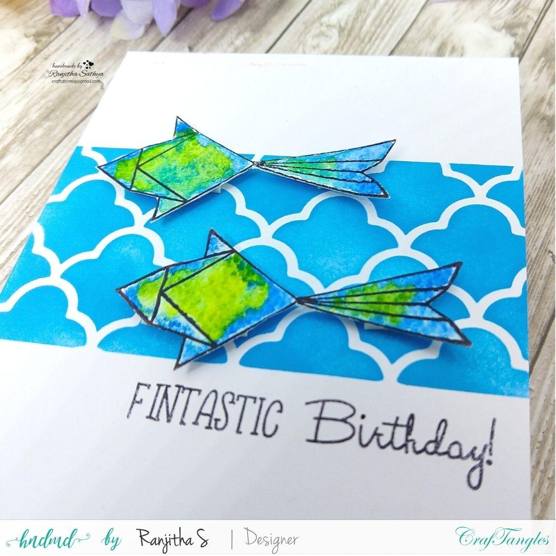 Easy Zodiac Birthday cards 9