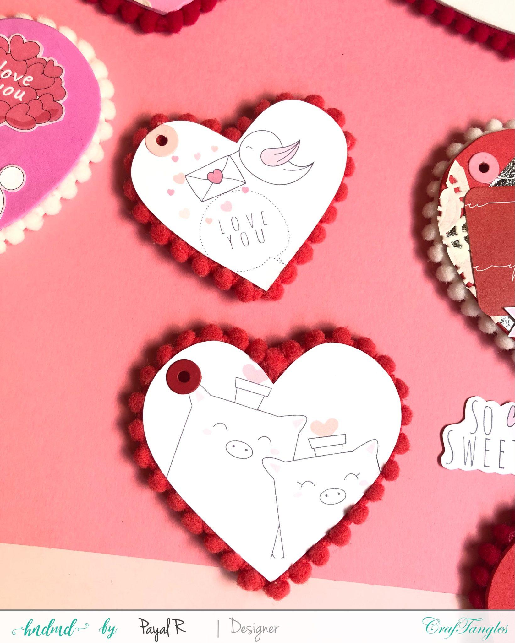 Heart Shaped Mini Album 5