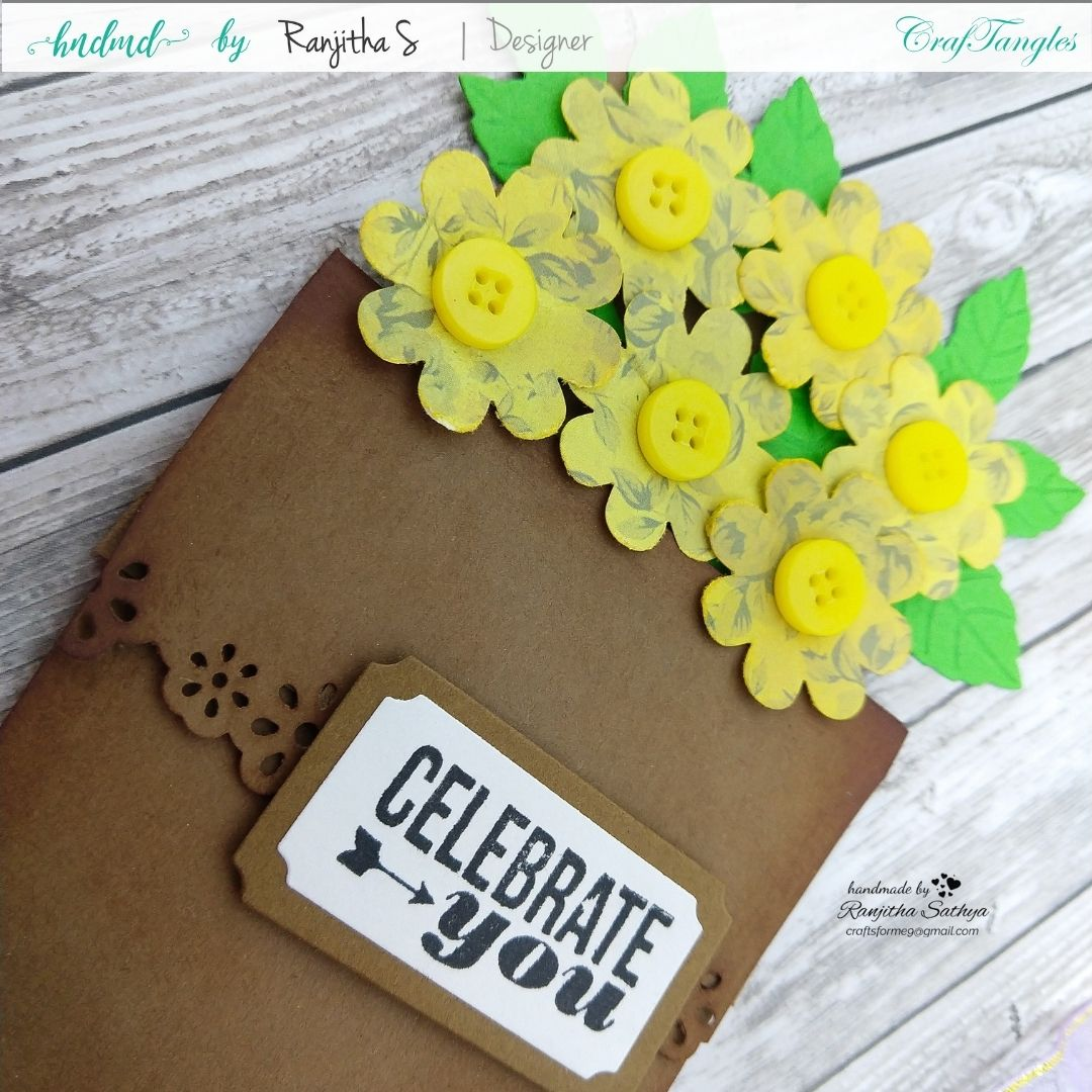 Floral Cards using Pattern Paper 6