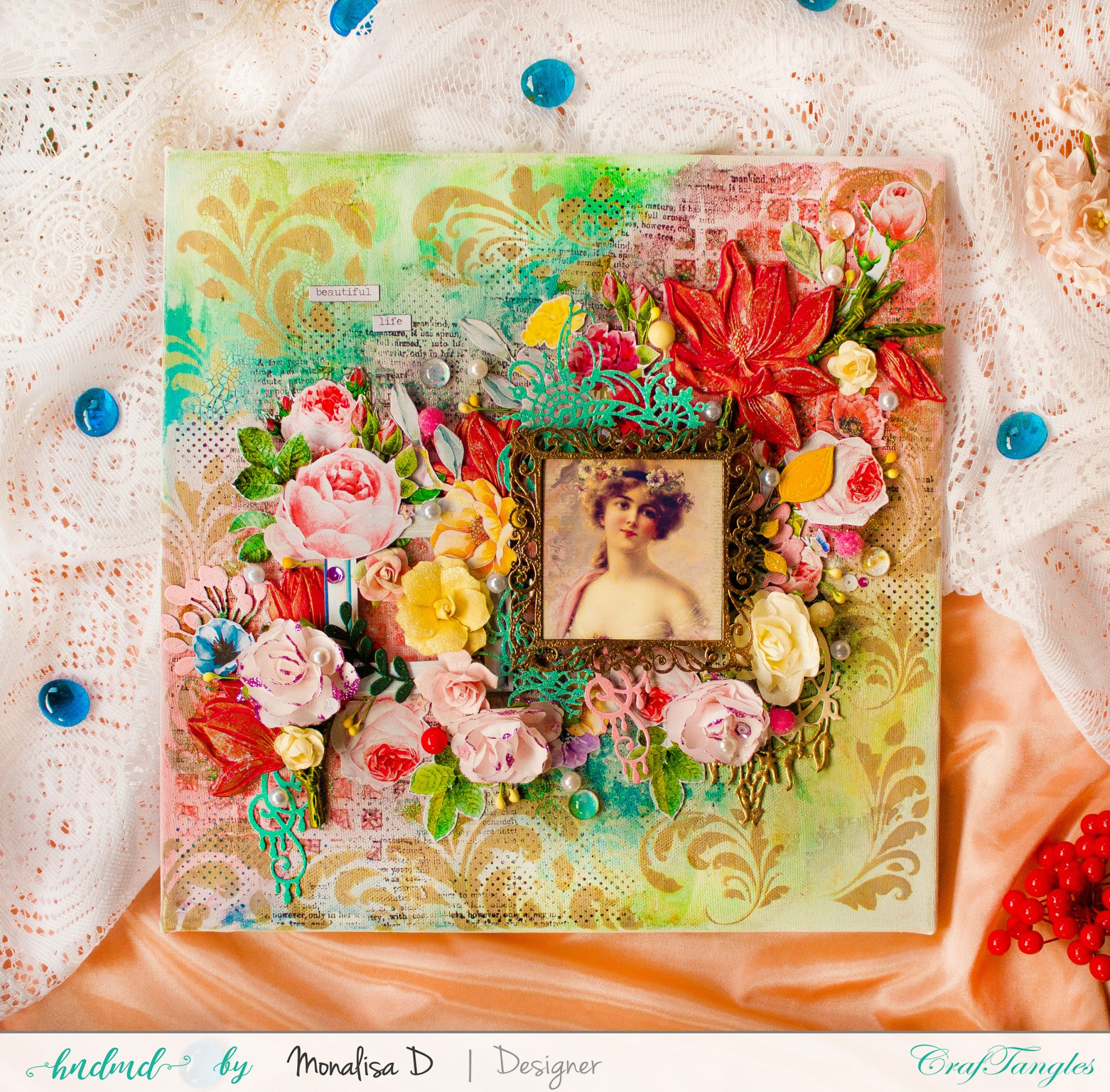 CrafTangles Monthly Challenge - March 2021 5