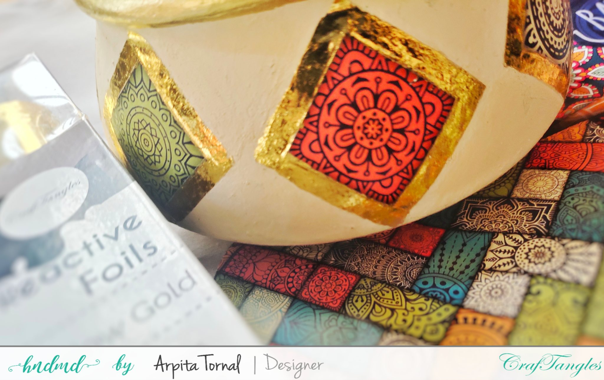 CrafTangles Monthly Challenge – April 2021 2